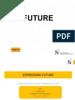 Unit 6 - Future