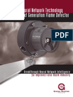 Neural Network Technology for Flame Detection White Paper