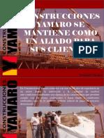 Armando Iachini - Construcciones Yamaro Se Mantiene Como Un Aliado Para Sus Clientes