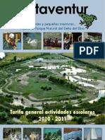 Catalogo escolar 2010-2011 esp