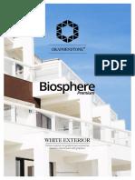 02 Graphenstone Catalogo Biosphere Exterior 2017