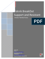 Teknik BreakOut Support and Resistant