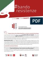 Bando Resistenze 18 IT