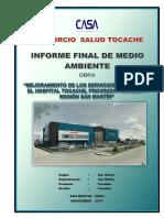 Caratula Informe Final de Ma1