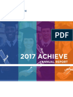 2017 Achieve Annual Report