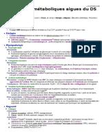 Q 332 Complications Aigues Du DS