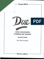 Due - corso di italiano per stranieri [ii livello] [libro dello studente].pdf