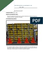 Informe de Visita Tecnica a La Expoarcon