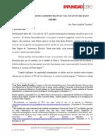 ed18 - impunidad - Primer parte - Socavon Paso Exprės