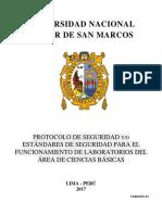 2. Protocolo de Seguridad Laboratorios de Ciencias Básicas 3.01