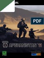Afghanistan 11 Manual eBook