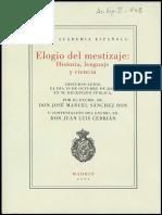 José Manuel Sánchez Ron_Elogio del Mestizaje. Historia, Lenguaje y Ciencia.pdf