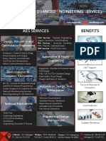 AES 1 Page Flyer