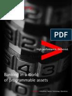 Accenture Strategy Bank Blockchain Programmable Assets