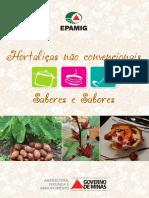 Cartilha Hortaliças Nao Convencionais Saberes e Sabores