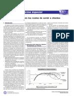Alcances Sobre Los Costos de Servir a Clientes PDF