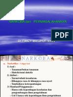 narkobaditinjaudariaspekkesehatan-111126020234-phpapp01