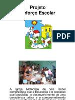 Proje Tore for Co Escola r