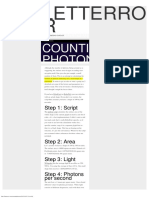 Counting Photons