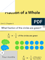 3.6d Fraction of a Whole
