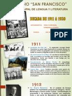 Decada de 1911 - 1920