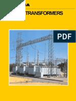 Thoshiba Power Transformer