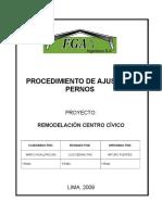 243762170 Procedimiento de Ajuste de Pernos Doc
