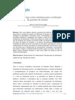 A análise de logs como estratégia para a realização da garantia do usuário