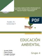 Eduación Ambiental