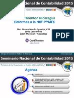 3. Vernor Mesén Figueroa-Reformas a La NIIF - PYMES Nicaragua (Final)