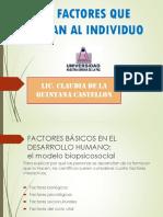 Factores Que Afectan Al Individuo