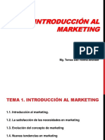 direccion marketing