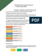 Tendencias en Business Intelligence Del Big Data - Rubén Alexander Quispe Condori