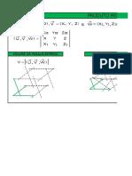 Algebra Linear Produto Misto