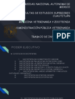 Trabajo de Admo-consumos en México de los alimentos