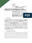 Demanda de Tenencia y Custodia - Lucia