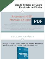 AULA 1 - Processo Civil III (Profa. Brena)