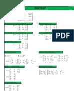 Algebra Linear Matriz