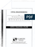 [Gate Ies Psu] Ies Master Open Channel Flow Study Material for Gate,Psu,Ies,Govt Exams