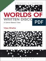 Vijay Bhatia Worlds of Written Discourse a Genr(B-ok.org)