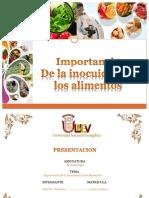 Importacia de la inocuidad de los alimentos.pptx