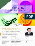 Marketing Estrategico - Unidad1