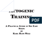 50min - Autogenic Training by Karl Hans Welz