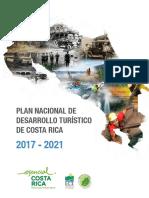 Plan Nacional de Turismo de Costa Rica 2017-2021-Low