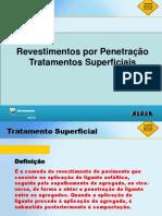 Cap 2 -Tratamentos Superficiais