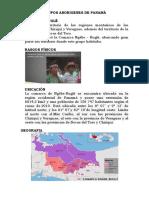 Grupos Aborigenes de Panam