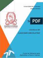 Comunicación Literaria - Literatura del clasicismo grecolatino.pdf