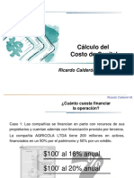 calculo de costo de capital.ppt