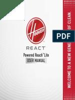 Hoover React Manual