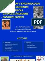 Clasificación y Epidemiología de Las Enfermedades Reumatológicas